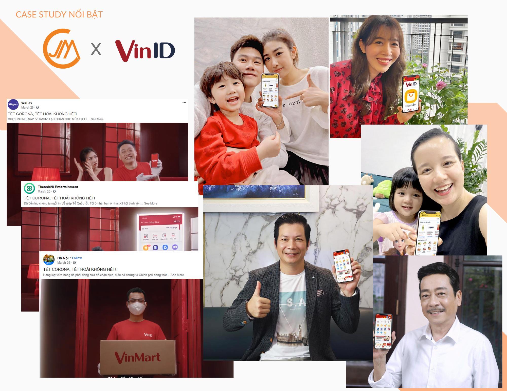 Chiến dịch educate thị trường: đi chợ và mua sắm cùng VinID